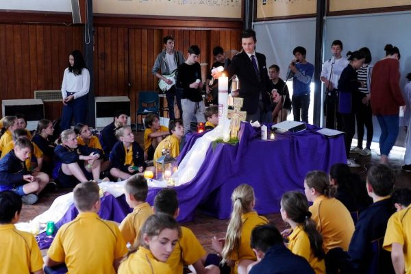 Our Faith in Action - Y7 spirituality day