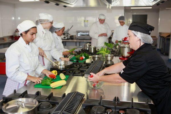 Teaching + Learning - hospitality