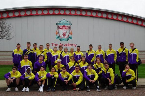 UK football tour