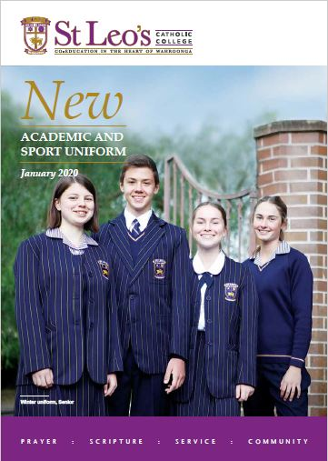 New Uniform Brochure